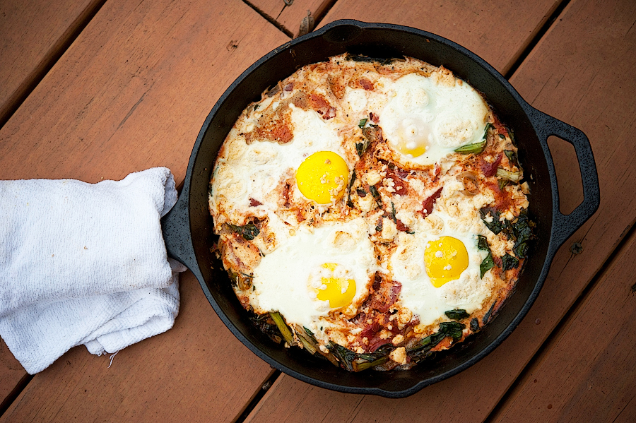 ... breakfast casserole easy breakfast casserole kale and feta breakfast