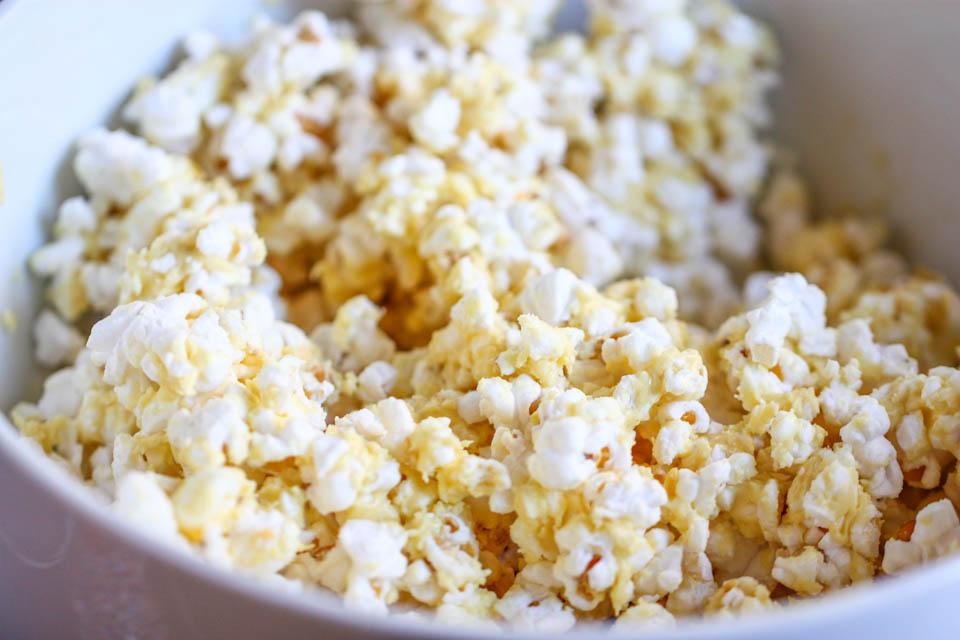 Tasty Kitchen Blog Birthday Cake Batter Popcorn Guest Post By Jenna Weber Of Eat