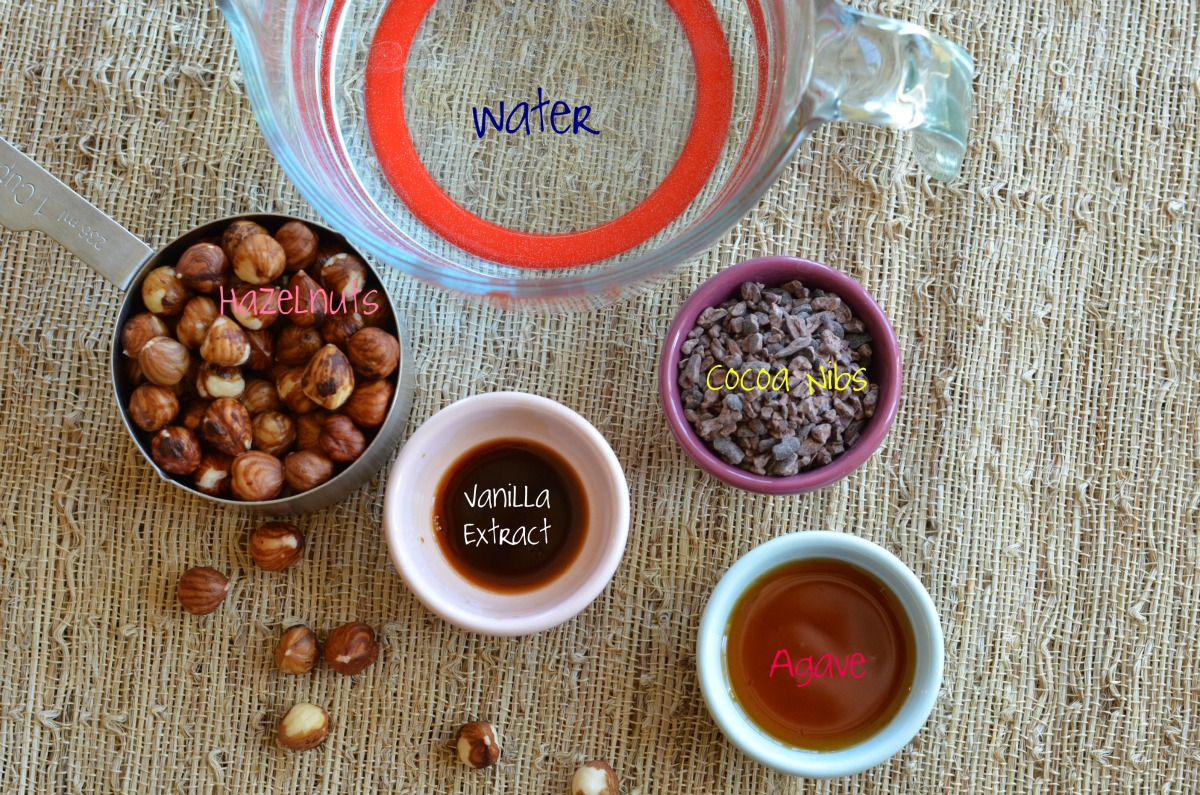 Tasty Kitchen Blog: Chocolate Hazelnut Milk. Guest post by Maggy Keet of Three Many Cooks, recipe by Three Many Cooks.