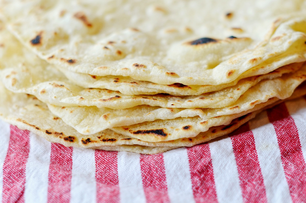 Homemade Tortillas Tasty Kitchen Blog