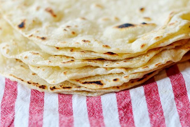 Homemade Tortillas Tasty Kitchen Blog