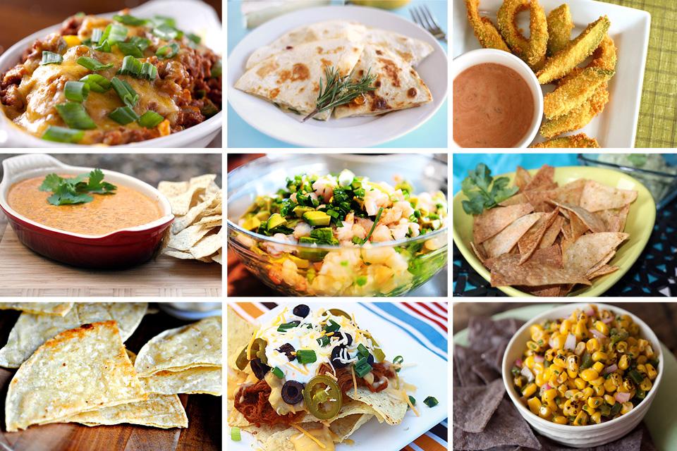 Tasty Kitchen Blog: Cinco de Mayo 2012! (Appetizers)