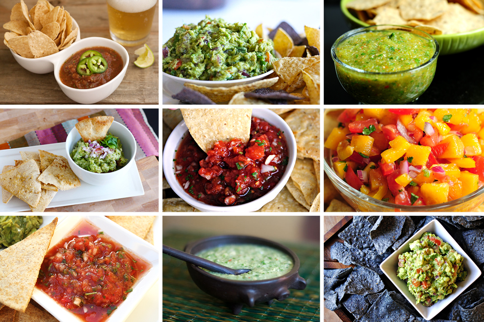 Tasty Kitchen Blog: Cinco de Mayo 2012! (Salsa and Guacamole)