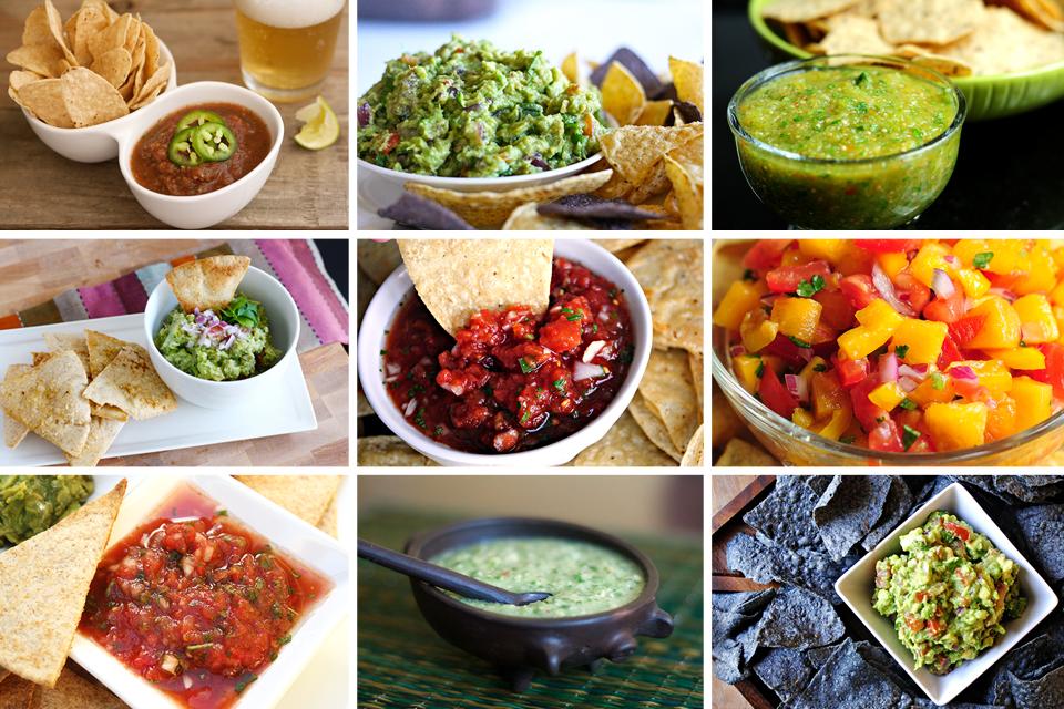 Tasty Kitchen Blog: Cinco de Mayo 2012! (Salsa and Guacamole)
