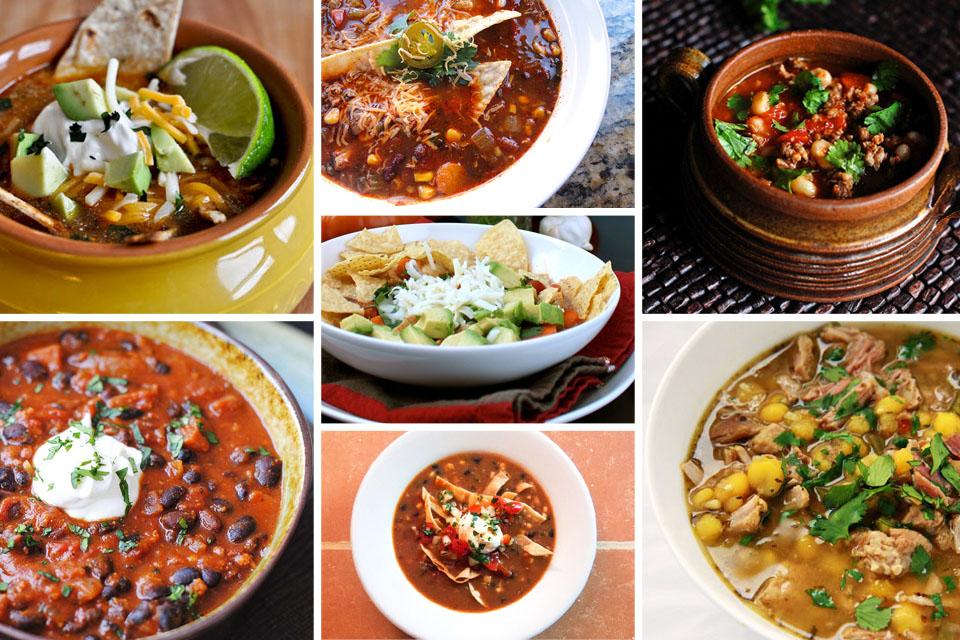 Tasty Kitchen Blog: Cinco de Mayo 2012! (Soup)