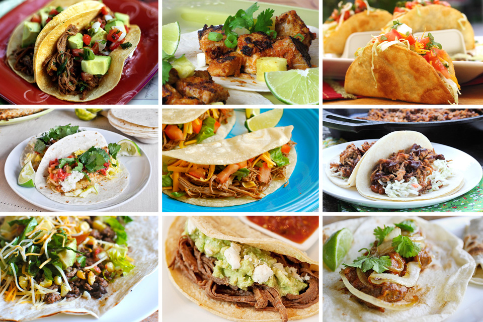 Tasty Kitchen Blog: Cinco de Mayo 2012! (Tacos with Meat)