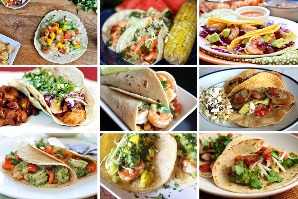 Tasty Kitchen Blog: Cinco de Mayo 2012! (Tacos with Seafood)
