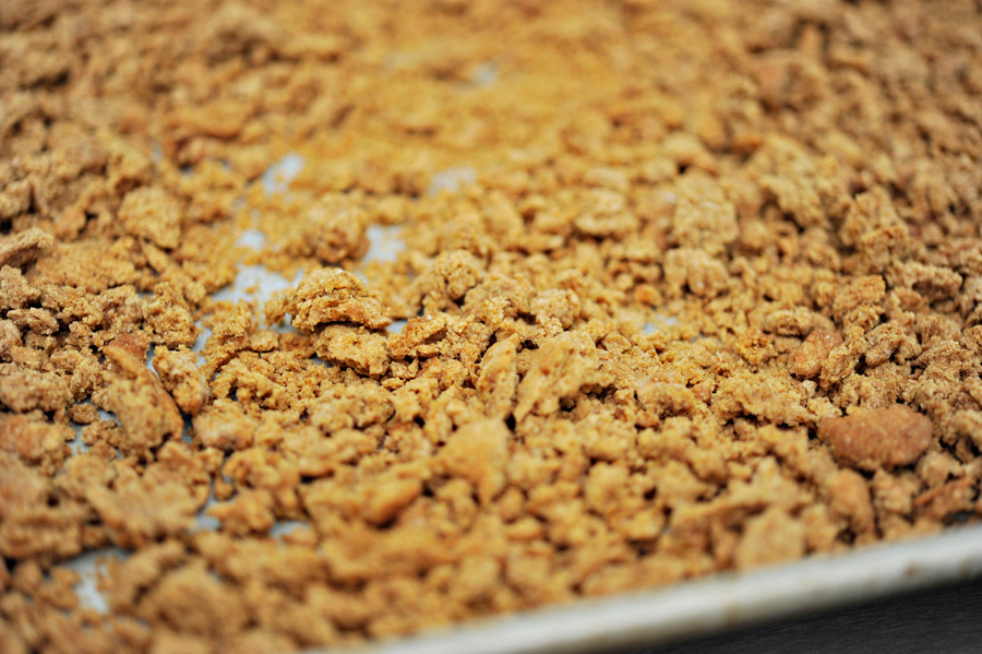 Tasty Kitchen Blog: Homemade Grape Nuts. Guest post by Georgia Pellegrini, recipe submitted by TK member Zoe Dawn of Whole Eats & Whole Treats.