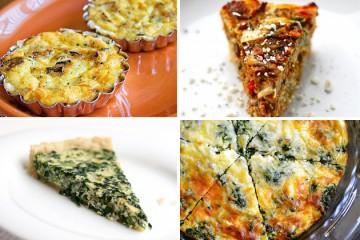 Tasty Kitchen Blog: Quiche!