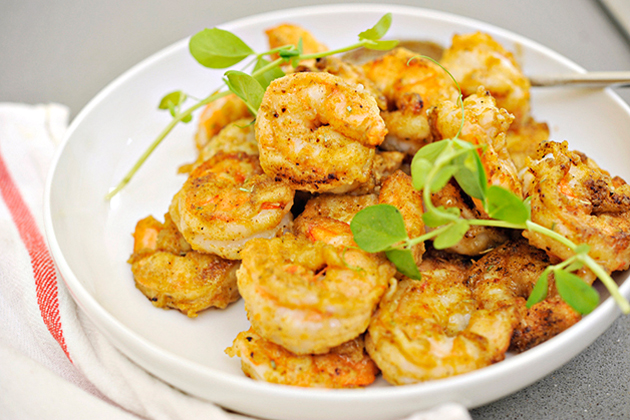 Barbecued Shrimp, New Orleans Style | Tasty Kitchen Blog