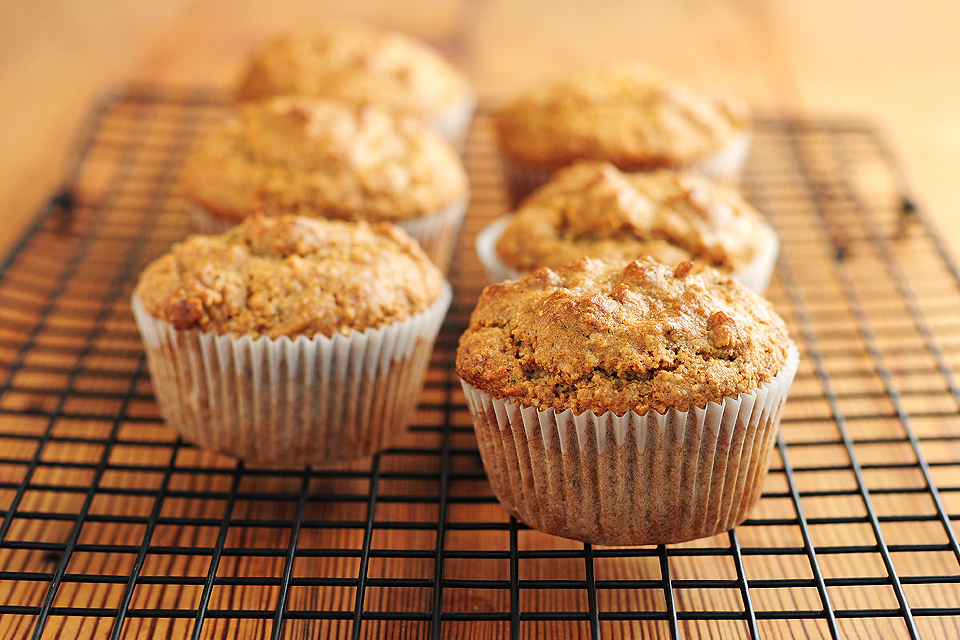 Tasty Kitchen Blog: Lime Olive Oil Muffins. Guest post by Amy Johnson of She Wears Many Hats, recipe submitted by TK member Rachel of Studio Cuisine.