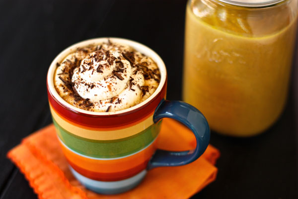 Tasty Kitchen Blog: Pumpkin Spice Latte by afarmgirlsdabbles