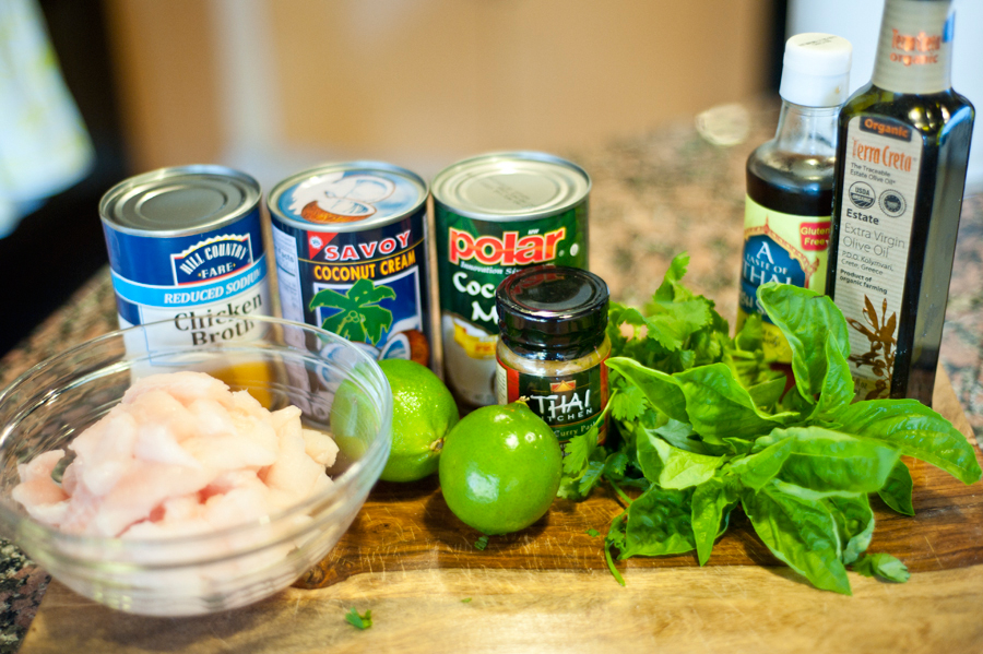 Tasty Kitchen Blog: Thai Fish Curry. Guest post by Georgia Pellegrini, recipe submitted by TK member Ena.