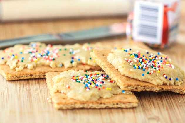 Tasty Kitchen Blog: Sugar Cookie Butter. Guest post by Jenna Weber of Eat, Live, Run; recipe submitted by TK member Rachel of Studio Cuisine.