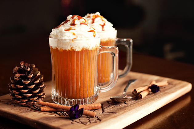 Tasty Kitchen Blog: Pumpkin Spice Hot Apple Cider. Guest post by Amber Potter of Sprinkled with Flour, recipe submitted by TK member Erin of Dinners, Dishes and Desserts.