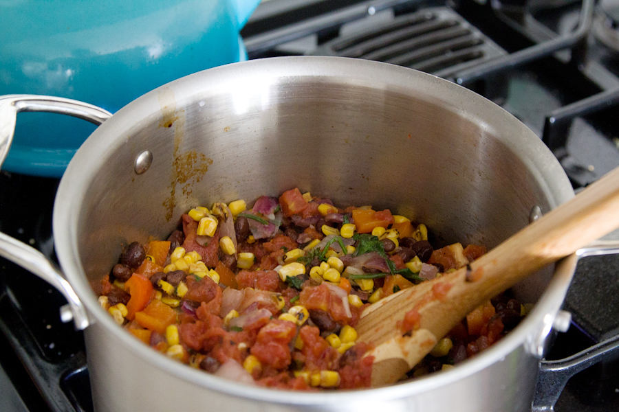 Tasty Kitchen Blog: Chicken Tortilla Soup. Guest post by Gaby Dalkin of What's Gaby Cooking, recipe submitted by TK member Cassie of Bake Your Day.