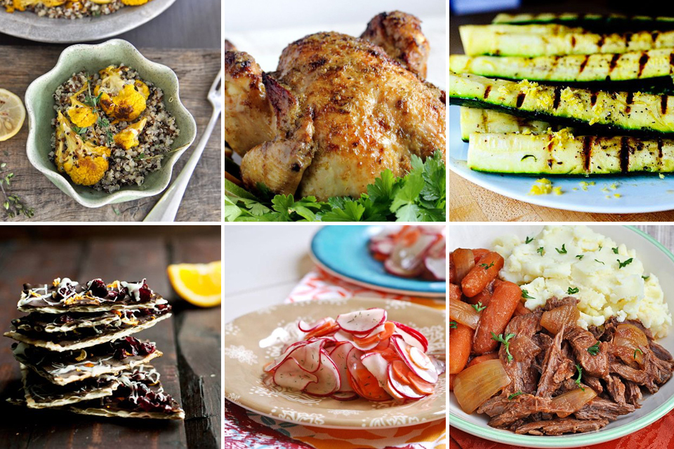 Tasty Kitchen Blog Passover Recipes