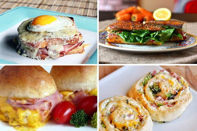 Tasty Kitchen Blog: Leftover Ham (Sandwiches)