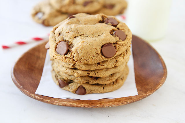 Easy Oatmeal Chocolate Chip Cookies Without Flour