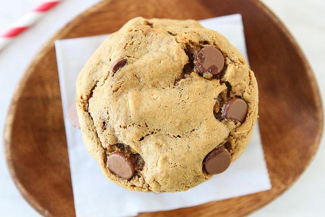 Flourless Peanut Butter Oatmeal Chocolate Chip Cookies Tasty