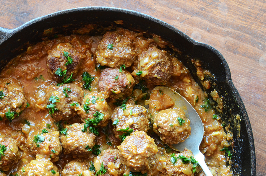 This oven baked meatball sandwich recipe is a perfect easy dinner idea for busy days. Also great for large groups, game day, or as an on-the-go meal. It's one of our most popular posts – pinned over 1 million times! The ingredients are simple — you will need meatballs, pasta sauce, mozzarella cheese, and sandwich rolls.