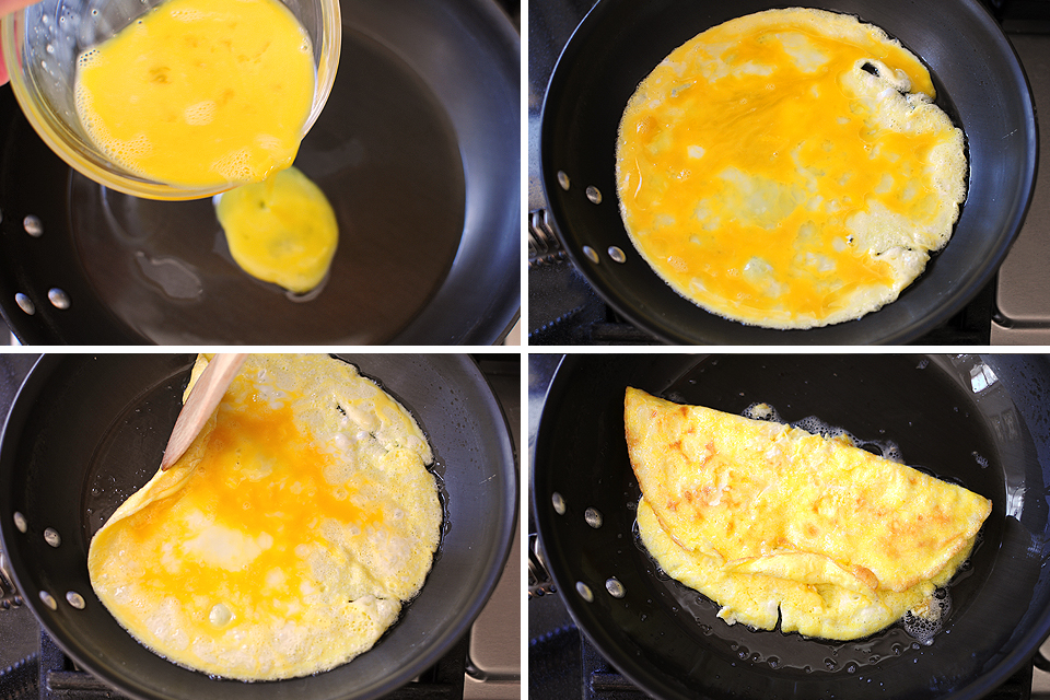 Tasty Kitchen Blog: Zhong-Xi Breakfast. Guest post by Amy Johnson of She Wears Many Hats, recipe submitted by TK member Dani of Expat Cucina.