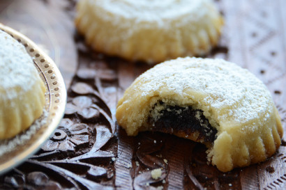 Middle Eastern Date Filled Cookies Ma Amoul Tasty