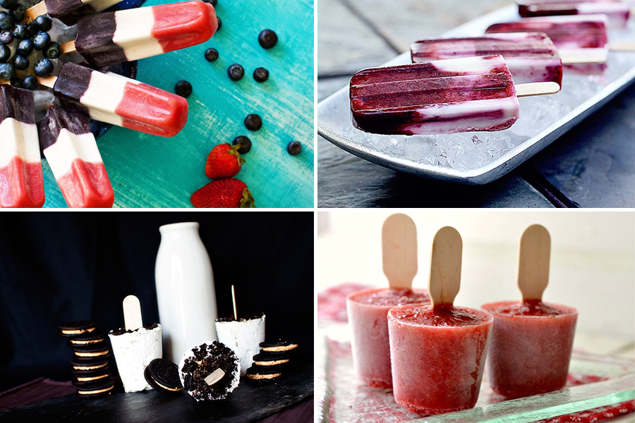 Tasty Kitchen Blog: The Theme Is Popsicles!