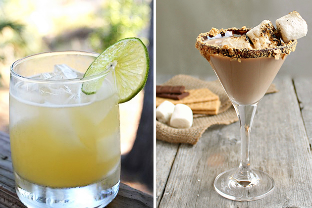 Tasty Kitchen Blog: Looks Delicious! 4th of July Drink Ideas