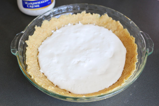 Tasty Kitchen Blog: S'mores Pie. Guest post by Maria Lichty of Two Peas and Their Pod, recipe submitted by TK member Tonya of 4 Little Fergusons.