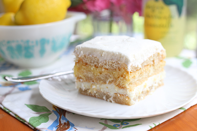 Tasty Kitchen Blog: Looks Delicious! (Limoncello and Ricotta Cake, submitted by TK member Melanie of A Beautiful Bite)