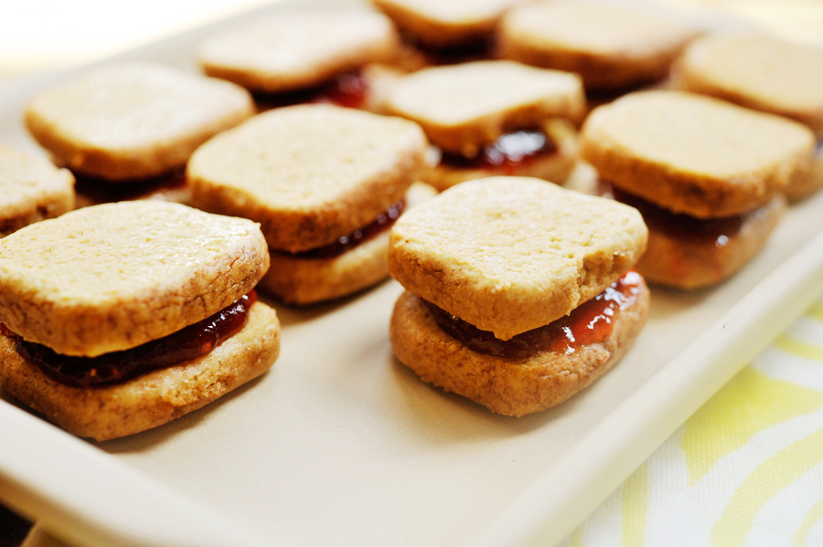 peanut butter jelly snack recipe peanut butter peanut butter jelly ...