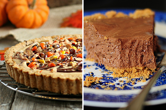 Tasty Kitchen Blog: The Theme is Leftover Candy! (Pies)