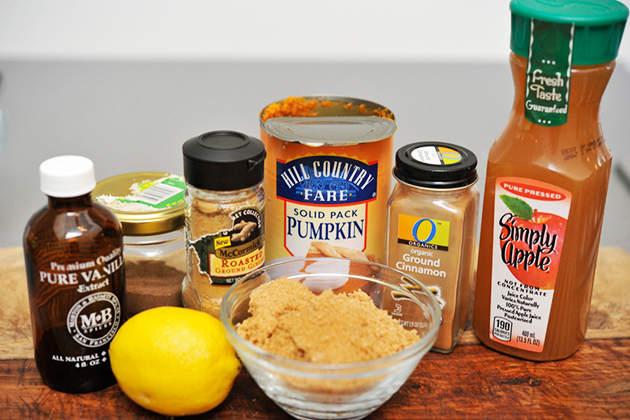 Tasty Kitchen Blog: Pumpkin Butter. Guest post by Georgia Pellegrini, recipe submitted by TK member Marie of Citron Limette.