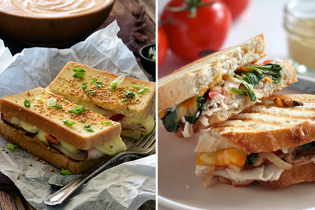 Tasty Kitchen Blog: Thanksgiving Sandwiches