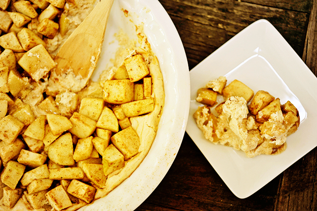 Tasty Kitchen Blog: Apple Pie Dip. Guest post by Georgia Pellegrini, recipe submitted by TK member Jennifer of Mother Thyme.
