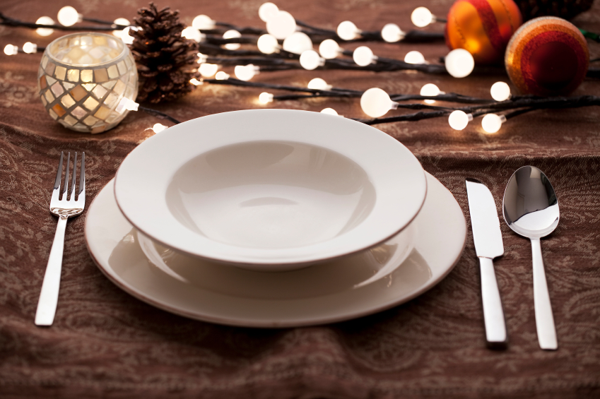 Tasty Kitchen Blog: Let's Talk Table Settings!