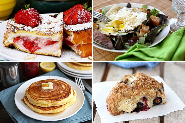 Tasty Kitchen Blog: Holiday Breakfast