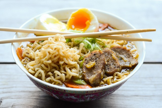 How To Make Chinese Food With Ramen