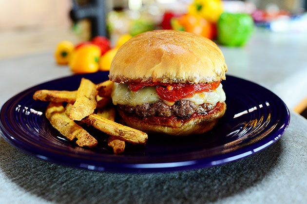 Tasty Kitchen Blog: Kitchen Talk (Let's Talk Burgers!)