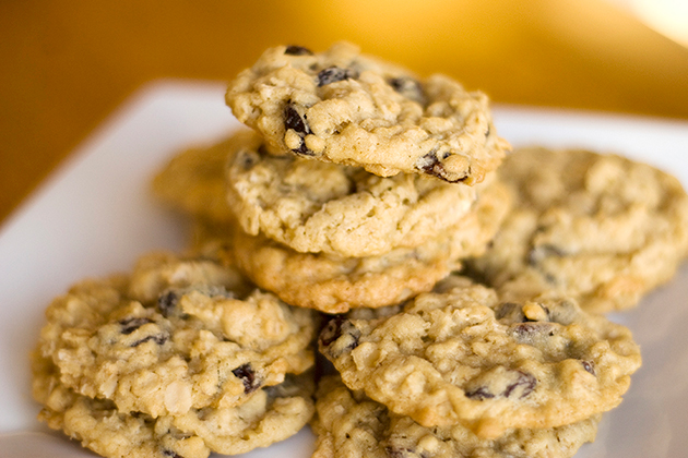 Tasty Kitchen Blog Anniversary Giveaway #5: KitchenAid Mixer (Oatmeal Raisin Cookies, submitted by TK member Mary Ellen of Whisk Together)