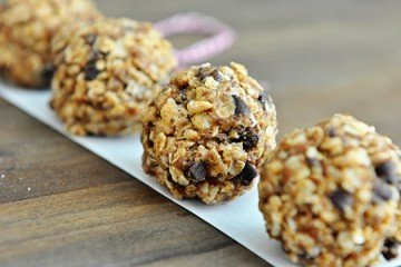 Tasty Kitchen Blog: Back to School Granola Bites and a Lunch Box Giveaway!