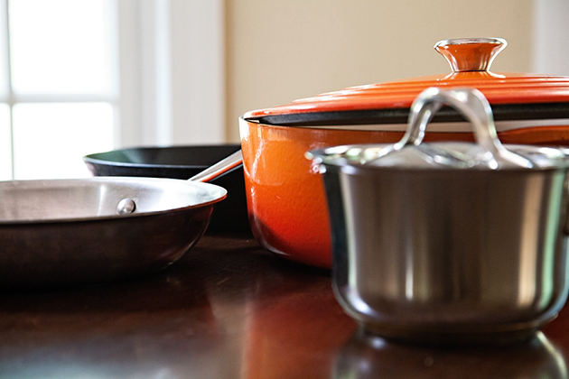 Tasty Kitchen Blog: Kitchen Talk (Pots and Pans)