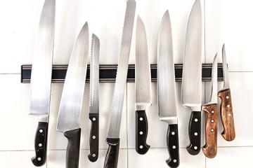 Tasty Kitchen Blog: Kitchen Talk (Knife Storage)