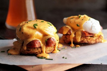 Tasty Kitchen Blog: Looks Delicious! (Cajun Eggs Benedict, submitted by TK member Jessie of Life As A Strawberry)
