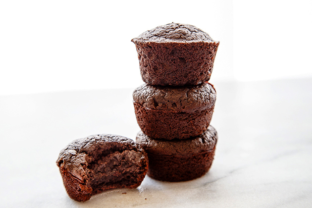 Tasty Kitchen Blog: Fudgy Black Bean Brownies. Guest post by Christina of Dessert for Two, recipe submitted by TK member Sarah of Simple and Sweets.