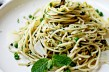 Tasty Kitchen Blog: Looks Delicious! (Simple Spaghetti with Garlic, Peas & Parmesan, submitted by TK member Julie of The Gourmet RD)