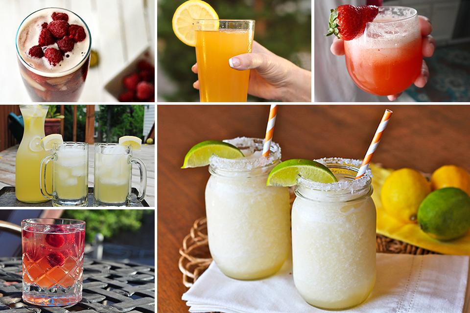 Tasty Kitchen Blog Theme: Cinco de Mayo Drinks