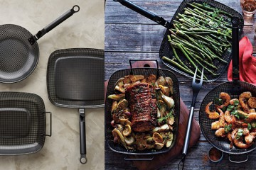 Tasty Kitchen Blog: Giveaway (Nonstick Steel Grill Cookware Set)