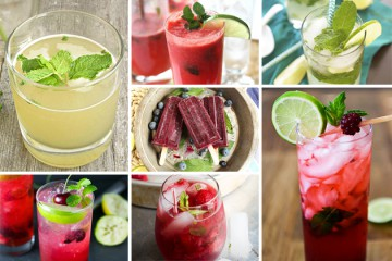 Tasty Kitchen Blog: The Theme is Mojitos!
